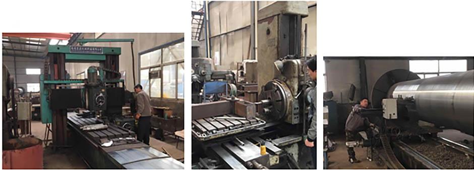 Continuous filament winding machine05