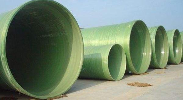 FRP pipeline (winding technology)