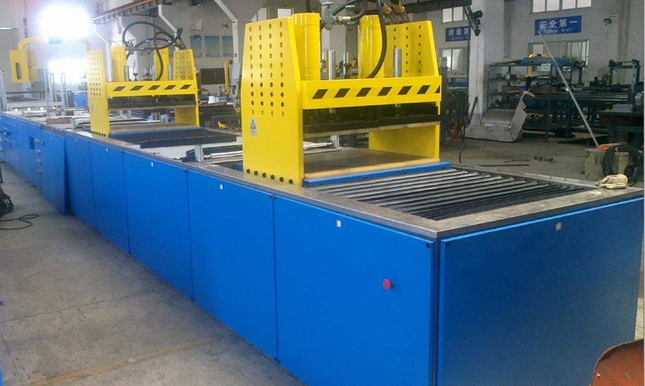 FRP profile pultrusion machine001