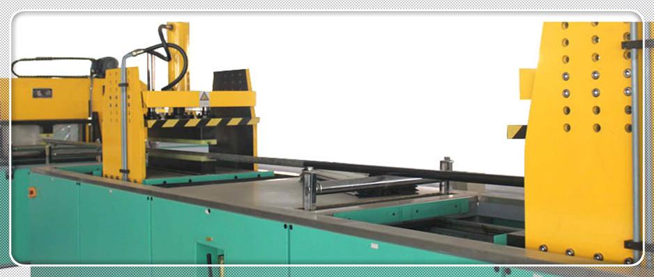 FRP pulling-winding machine
