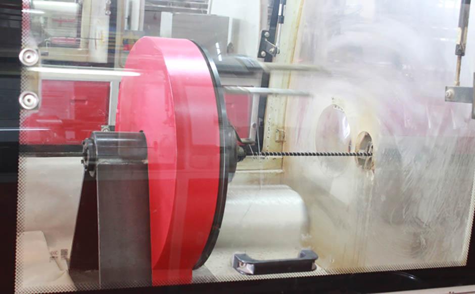 FRP rebar pultrusion machine1