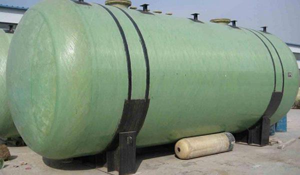 FRP tank mould