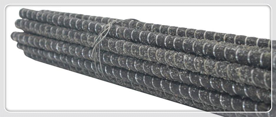 Basalt fiber rebar