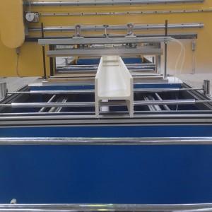 FRP profile pultrusion machine