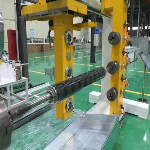 Gantry filament winding machine